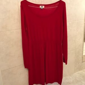Old Navy sweater dress never worn